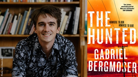 Library - Talks - Gabriel Bergmoser - The Hunted book cover